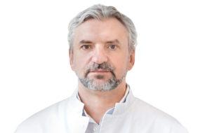 Профессор Кривобородов Григорий Георгиевич