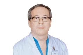Профессор Чжао Алексей Владимирович